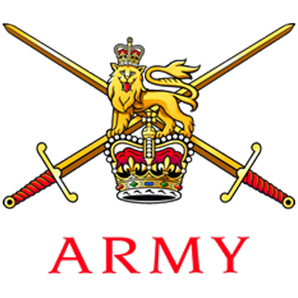 Logo of UK Army