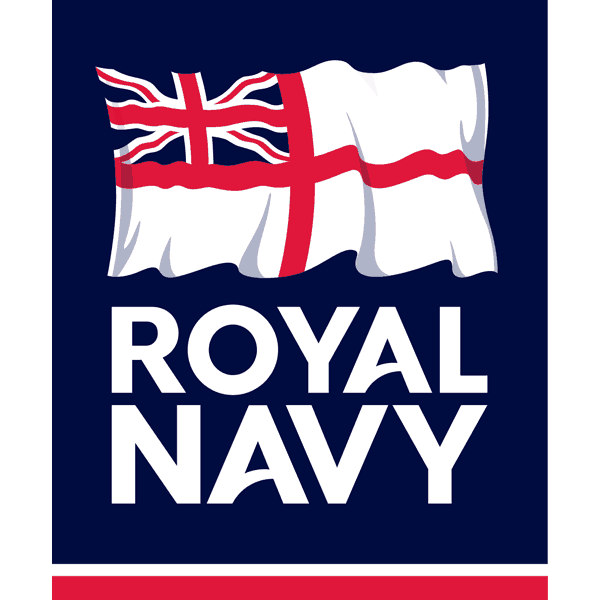 Logo of UK Navy